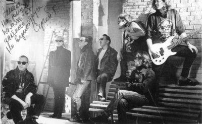 """апрель 1992 - К.Кинчев и И.Чумычкин приняли участие в съёмках видеоклипа «Всё это рок-н-ролл» вместе с группой """"Бригада С"""""""