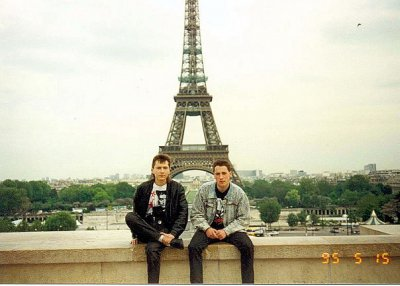 15 мая 1995 - Облом - Париж (Франция) - «Чёрная метка»