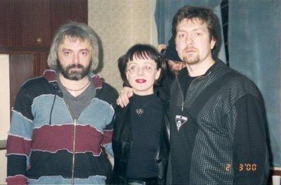 2 марта 2000 - Концерт - Волгоград - Дворец Спорта - Благотворительный концерт