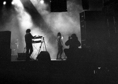 16 февраля 1993 - Концерт - Москва - УДС «Крылья Советов»- «Для тех, кто свалился с Луны»