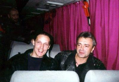 20 июня 1997 - Концерт - Ашдод (Израиль) - акустика (Кинчев, Пономарёв)