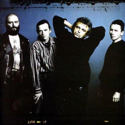 6 ноября 1995 - Санкт-Петербург - Фотосессия в студии на ул.Покрышева для оформления альбома «Jazz»
