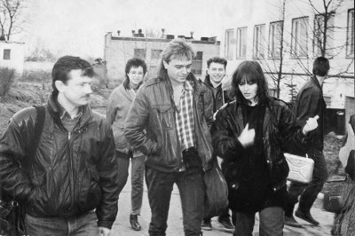 28 марта 1992 - Концерт - Гжель - Акустика в творческой группе