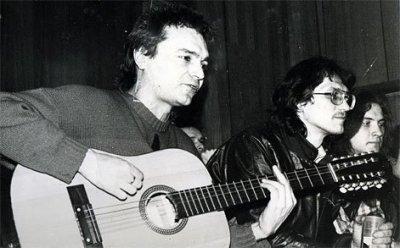 январь 1987 - Собрание в конференц-зале в ЛДМ