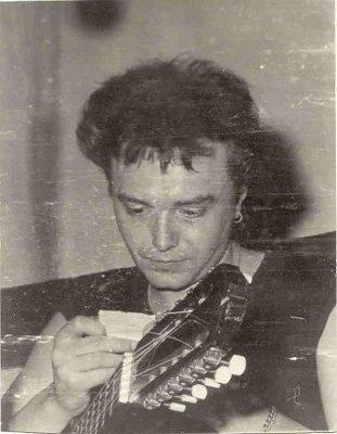 4 февраля 1988 - Концерт - Ленинград - Школа No.344 - Кинчев-Шаталин-Самойлов