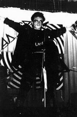 22 ноября 1985 - Концерт - Ленинград - ЛДМСТ (Рок-клуб)