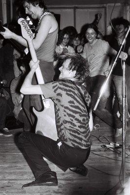9 апреля 1988 - Концерт - Москва - ДК МЭИ