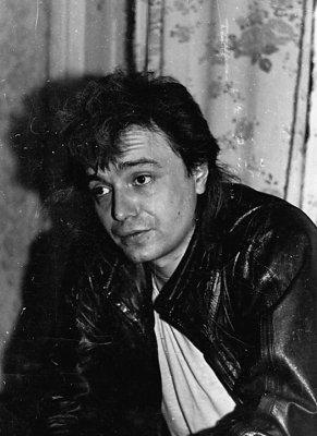 7 марта 1987 - Концерт - Фирсановка - Кинчев (акустика)