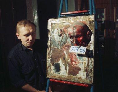 2 февраля 1989 - Валерий Потапов приступил к оформлению альбома «Шестой лесничий»