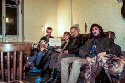20 сентября 1996 - Пётр Самойлов, Валерий Потапов и Сергей Степанов (Санкт-Петербург)