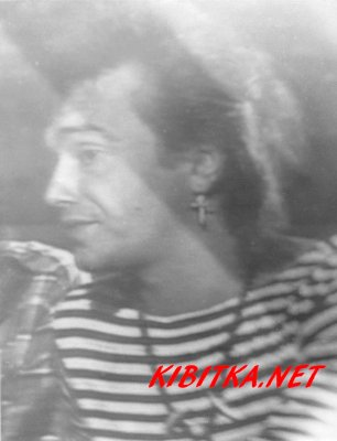 октябрь 1989 - К.Кинчев в программе «Зебра»