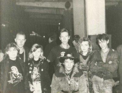 27 сентября 1993 - Концерт - Псков - Дом Десантника