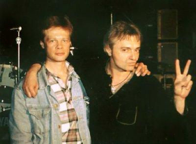 25 ноября 1996 - Начало записи альбома «Дурень» на студии Павла Слободкина в Москве