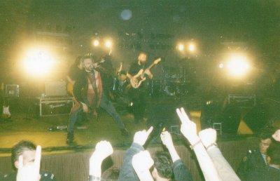 18 апреля 1999 - Концерт - Донецк - ДС «Дружба» - «15 лет чёрно-красных чудес»