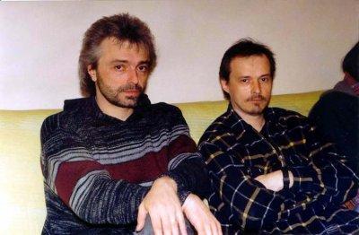 20 марта 1999 - Кинчев посетил радио «Европа +» (Новосибирск)