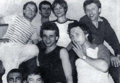 весна 1984 - Встреча И.Кормильцева и В.Бутусова с группой Алиса