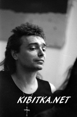 11 июня 1989 - К.Кинчев даёт интервью Ленинградскому телевидению перед выступлением на VII РОК-фестивале ЛРК